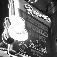 Photo taken at Robert's Western World by Flip C. on 10/19/2012