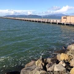 Photo taken at Berkeley Marina by Ira S. on 12/12/2012