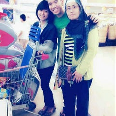 Photo taken at Carrefour by Reno A. on 8/17/2013