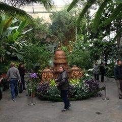 Photo taken at United States Botanic Garden by Benjamin F. on 11/18/2012