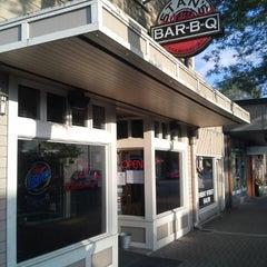 Photo taken at Stan's Bar-B-Q by David K. on 5/21/2013