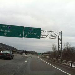 Photo taken at I-88 by Lorenzo C. on 2/12/2013