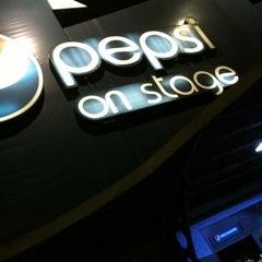 Photo taken at Pepsi On Stage by Rennan T. on 11/1/2012