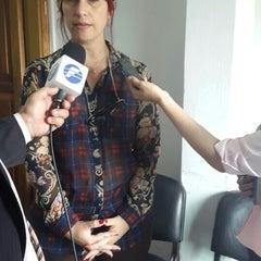 Photo taken at Ministerio Público - Fiscalia de Lambaré by Andrea V. on 11/3/2015