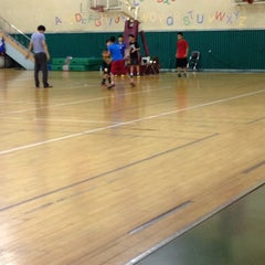 Photo taken at YMCA LH 스포츠센터 by Gary K. on 5/31/2014
