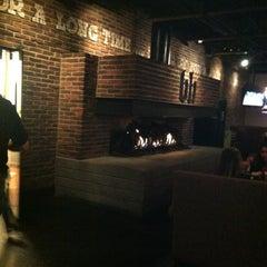 Photo taken at Brick House Tavern & Tap by Nicole B. on 3/28/2013