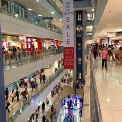 Photo taken at SM Megamall (Bldg. A) by Tim T. on 7/5/2013