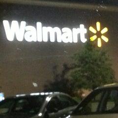 Photo taken at Walmart Supercenter by Bill G. on 8/3/2013