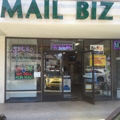 Photo taken at Mail Biz by John H. on 1/1/2013