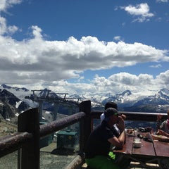 Photo taken at Blackcomb Glacier by Kayla L. on 7/27/2013