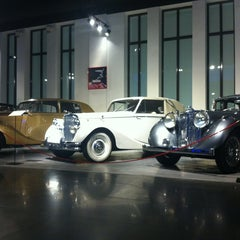 Photo taken at Museo Automovilístico de Málaga by James A. on 3/8/2013