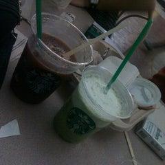 Photo taken at Starbucks Coffee by Nemx F. on 11/22/2012