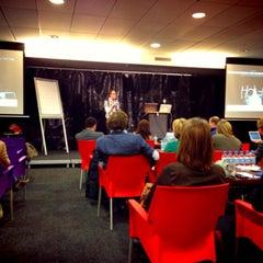 Photo taken at Seats2meet.com by Olga L. on 3/13/2013