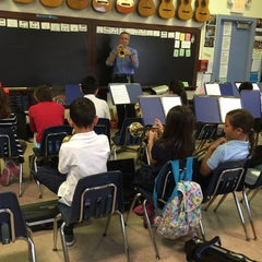 Photo taken at Silver Bluff Elementary School by Juan C. on 3/16/2015