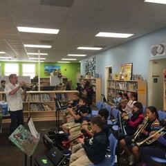 Photo taken at Silver Bluff Elementary School by Juan C. on 11/23/2015