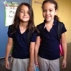 Photo taken at Silver Bluff Elementary School by Juan C. on 8/26/2014