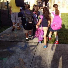 Photo taken at Silver Bluff Elementary School by Juan C. on 9/30/2014