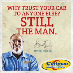 Photo taken at Cottman Transmission and Total Auto Care by Cottman T. on 5/23/2014