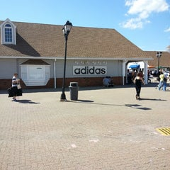 Photo taken at Adidas Factory Outlet by Clarke P. on 8/10/2013