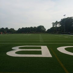 Photo taken at Granny Road Field by Deharryson1 on 8/16/2014