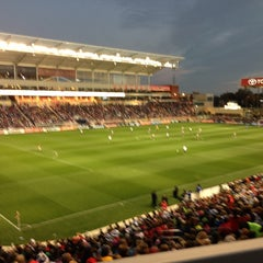 Photo taken at Toyota Park by Jack H. on 10/20/2012