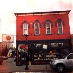 Photo taken at Jackson Coffee Co. by Ryan K. on 7/25/2014