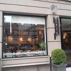 Photo taken at The Café Grind by Frankie A. on 9/29/2012