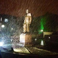 Photo taken at Bilkent Üniversitesi by Emre M. on 12/4/2012