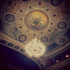 Photo taken at Teatro Giuseppe Manini by Chiara E. on 1/14/2015