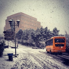 Photo taken at Yeditepe Üniversitesi by Zeynep T. on 1/7/2013