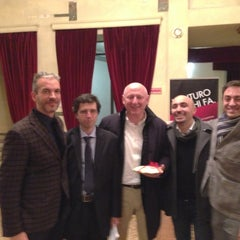 Photo taken at Teatro Sociale di Mantova by Daniele G. on 12/4/2013