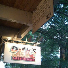 Photo taken at Dick's Last Resort by Naila J. on 6/3/2013
