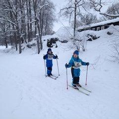 Photo taken at Hellasgården by Magnus L. on 1/26/2013