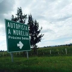 Photo taken at Morelia by David G. on 9/12/2015