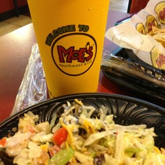 Photo taken at Moe's Southwest Grill by Jennifer S. on 9/4/2013