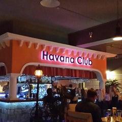 Photo taken at HavanaClub by Дмитрий М. on 7/27/2013