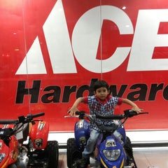 Photo taken at ACE Hardware by Arvind D. on 4/27/2014
