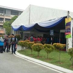 Photo taken at Pusat Latihan Pengajar dan Kemahiran Lanjutan (CIAST) by Ismi F. on 9/30/2015