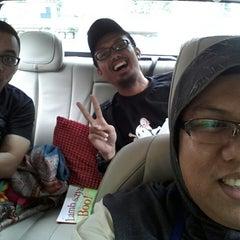 Photo taken at Petronas by sherrina on 4/18/2014