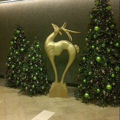 Photo taken at Manulife Place by R Bruce M. on 11/11/2012
