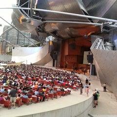 Photo taken at Chicago Jazz Festival by Vik K. on 9/2/2013