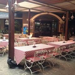 Photo taken at Pisa Kafe by Andi H. on 4/3/2013