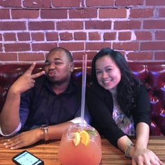 Photo taken at Barwest Burgers & Wings by Sophie L. on 8/15/2015