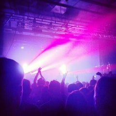Photo taken at Manchester Academy by Vicky G. on 10/13/2012