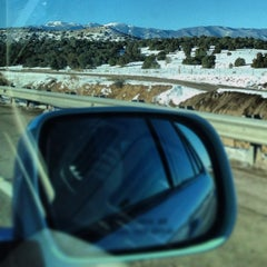 Photo taken at Cuerno Verde / Colorado City Rest Area by Eric M. on 11/27/2013