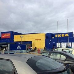 Photo taken at IKEA by Luke B. on 12/30/2012
