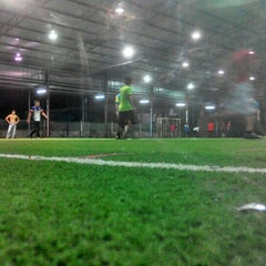 Photo taken at Futsal Masterscaff by Achad ♠. on 11/16/2015