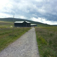 Photo taken at Luční bouda by Šámot Retsef K. on 7/20/2013