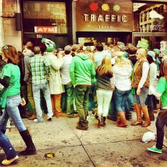 Photo taken at Traffic Bar Midtown East by Tony C. on 3/16/2013