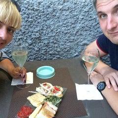 Photo taken at Vino Panino & Co. by ddbol on 9/29/2014